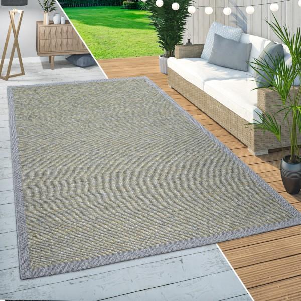 Tapis Intérieur & Extérieur Balcon Bordures Design