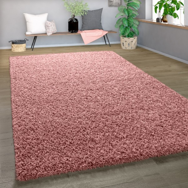 Tapis Shaggy Uni Brillant