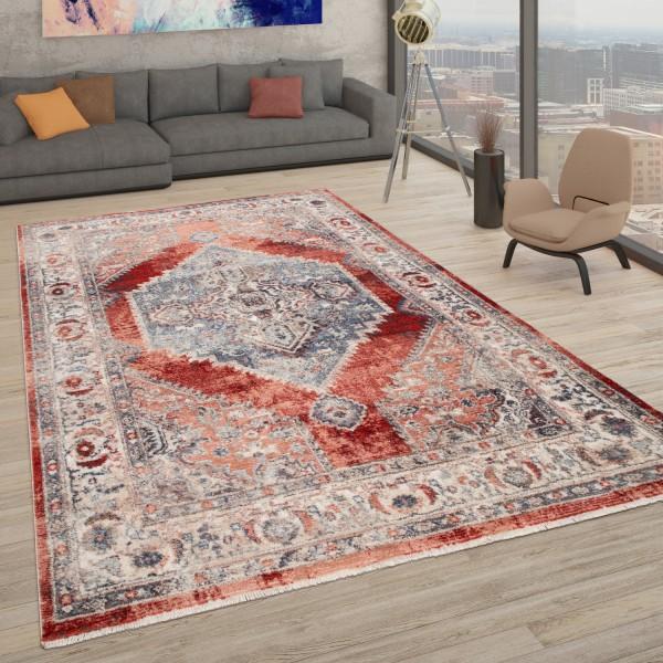 Tapis Salon Design Oriental